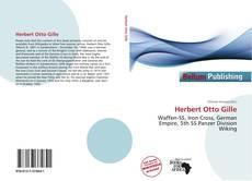 Herbert Otto Gille kitap kapağı