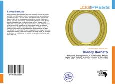 Bookcover of Barney Barnato