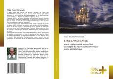 Bookcover of ÊTRE CHRETIEN(NE)