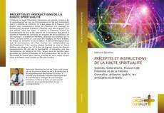 Capa do livro de PRÉCEPTES ET INSTRUCTIONS DE LA HAUTE SPIRITUALITÉ