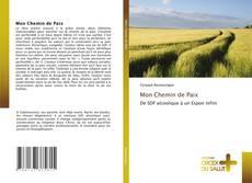 Capa do livro de Mon Chemin de Paix