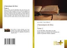Capa do livro de L'Apocalypse de Dieu - Tome 1