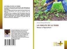 Capa do livro de LA FIDELITE DE LA TERRE