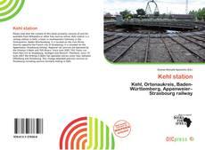 Portada del libro de Kehl station