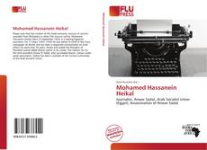 Bookcover of Mohamed Hassanein Heikal