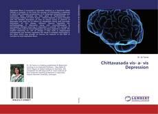 Capa do livro de Chittavasada vis- a- vis Depression
