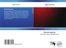 Bootstrapping kitap kapağı