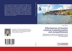 Effectiveness of tourism national marketing policy and competitiveness的封面