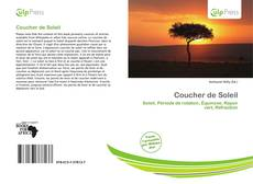 Bookcover of Coucher de Soleil