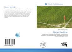 Bookcover of Günter Sawitzki