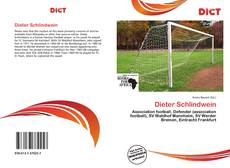 Bookcover of Dieter Schlindwein