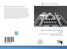 Capa do livro de Église Saint-Vénérand de Laval