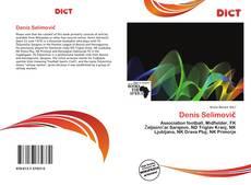 Portada del libro de Denis Selimovič