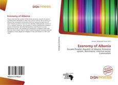 Portada del libro de Economy of Albania