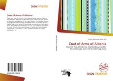 Capa do livro de Coat of Arms of Albania