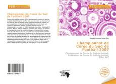 Bookcover of Championnat de Corée du Sud de Football 2007