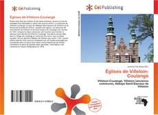 Copertina di Églises de Villeloin-Coulangé