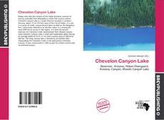 Couverture de Chevelon Canyon Lake