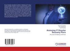 Buchcover von Assessing IT Disaster Recovery Plans