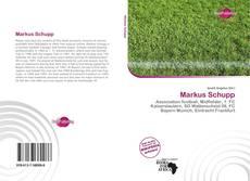 Portada del libro de Markus Schupp