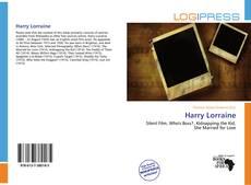 Обложка Harry Lorraine