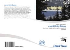 Couverture de Janet Ruth Bacon