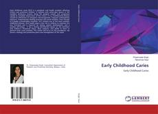 Capa do livro de Early Childhood Caries