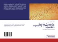 Business Process Re-engineering And Employees Performance kitap kapağı