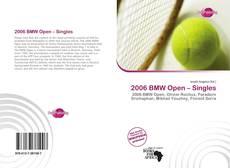 2006 BMW Open – Singles的封面