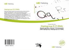 Bookcover of Haplogroup O (Y-DNA)