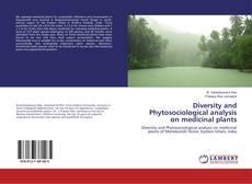 Diversity and Phytosociological analysis on medicinal plants kitap kapağı