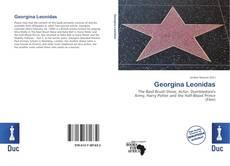 Copertina di Georgina Leonidas