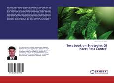 Text book on Strategies Of Insect Pest Control的封面
