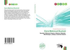 Обложка Kara Mahmud Bushati