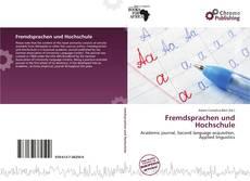 Portada del libro de Fremdsprachen und Hochschule