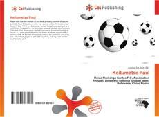 Capa do livro de Keitumetse Paul