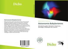 Astronomie Babylonienne的封面