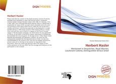 Copertina di Herbert Hasler