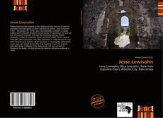 Bookcover of Jesse Lewisohn