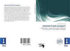Bookcover of Jerome Frank (Lawyer)