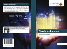 Обложка Novels and poems