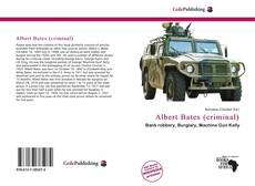 Albert Bates (criminal)的封面