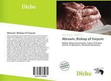 Borítókép a  Abraam, Bishop of Faiyum - hoz