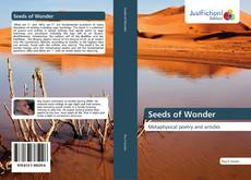 Portada del libro de Seeds of Wonder