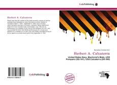 Herbert A. Calcaterra kitap kapağı