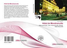 Copertina di Hôtel de Mondrainville