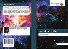 Bookcover of Live differently