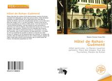 Portada del libro de Hôtel de Rohan-Guémené