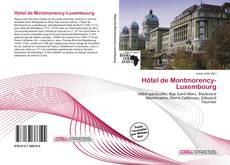 Bookcover of Hôtel de Montmorency-Luxembourg