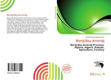 Обложка Bordj Bou Arréridj